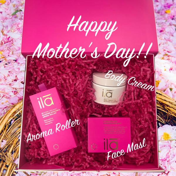 【ila<イラ>】いつもの感謝を込めて、お母さんにプレゼントを。薔薇づくしのマザーズデイキット。
